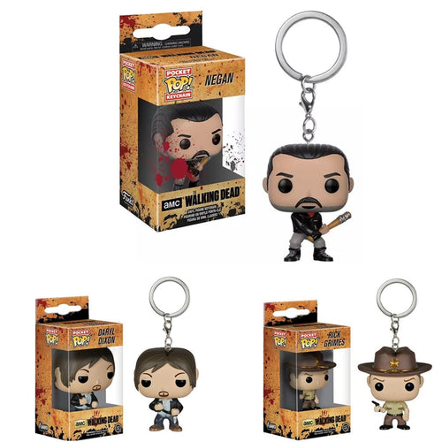 Keychain Official The Walking Dead