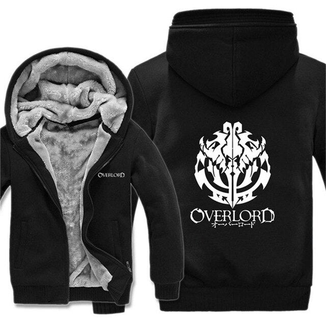 Overlord Fashion Hoodies - The Night
