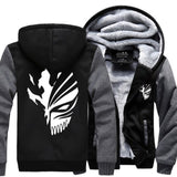 Bleach Fashion Hoodies Zipper - The Night