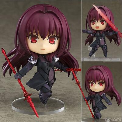 Fate Grand Order Lancer Scathach Nendoroid - The Night