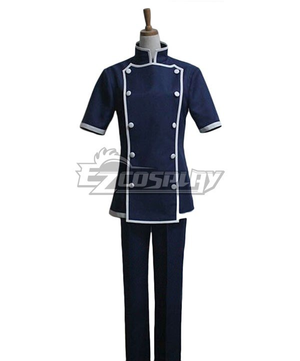 Food Wars  Akira Hayama Cosplay Costume - The Night