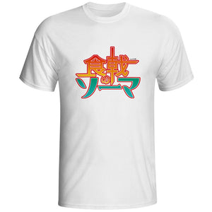 Food Wars Shokugeki no Soma Logo T ShirtWomen