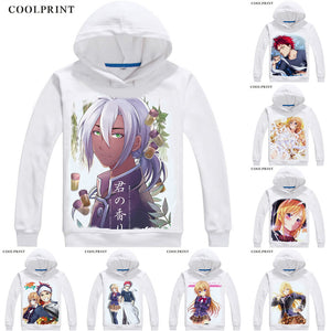 Food Wars Hoodies Multi-style - The Night