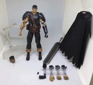 Game Berserk Beruseruku Figma  17cm - The Night