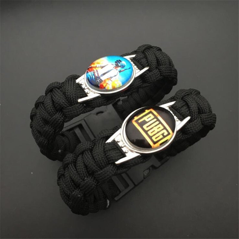 PUBG Knit Bracelet - The Night