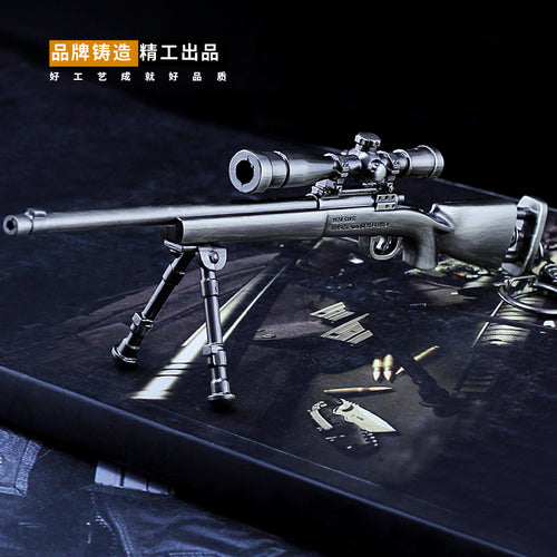 PUBG M24 ALL Rifle Model - The Night