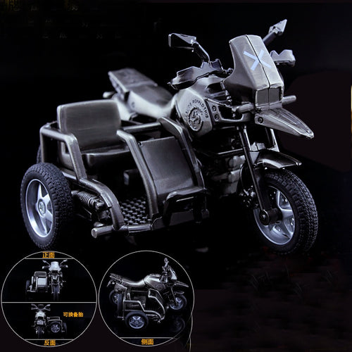 PUBG three wheeled motorcycle Figure - The Night