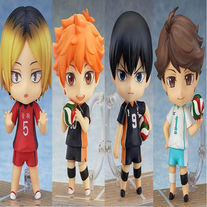 Haikyuu Figures PVC 10CM Nendoroid - The Night
