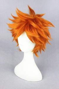 Haikyuu!! Hinata Syouyou Cosplay Wigs - The Night