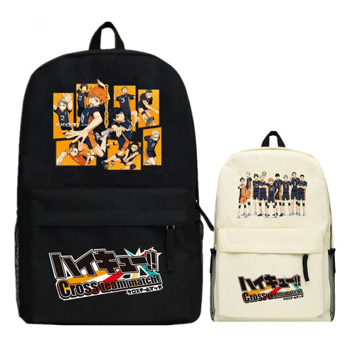 Haikyuu School Bags  Cosplay - The Night