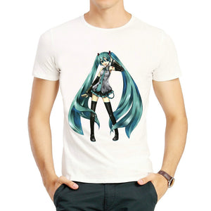 Hatsune Miku T-Shirts - The Night