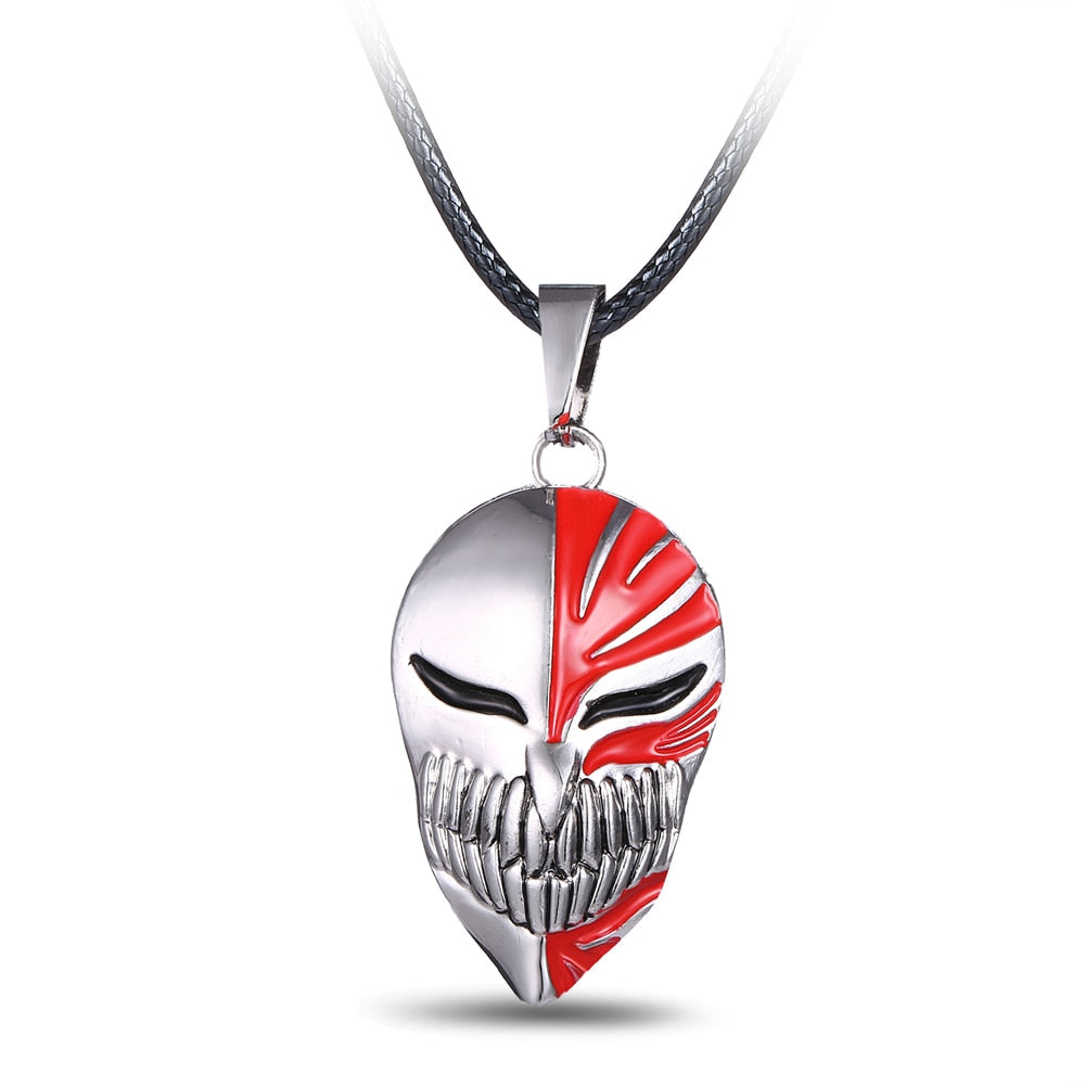 Necklace Bleach Kurosaki Mask - The Night