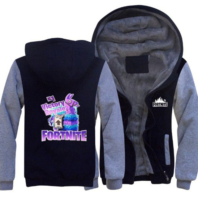 FØRTNITE Fashion Hoodies - The Night