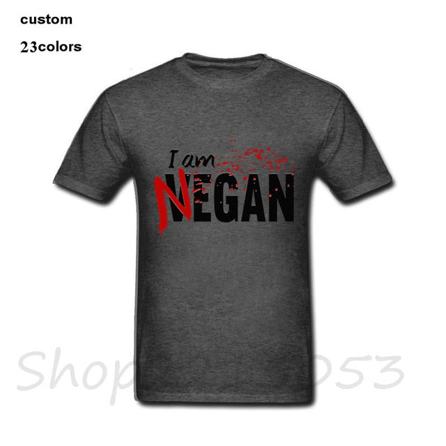 The Walking Dead Fashion T-shirts - The Night