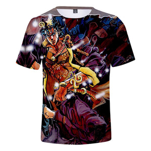 JOJO's  3D t-shirt - The Night