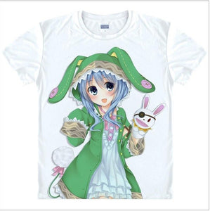 Kawaii Kurumi Date a Live T shirt - The Night