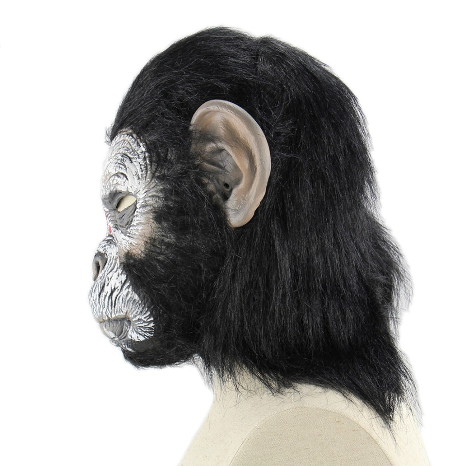 King Kong Planet of the Apes Gorilla Mask - The Night
