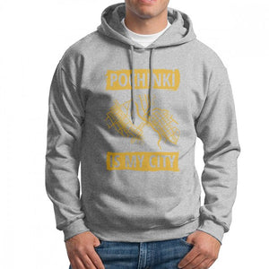 PUBG Pochinki Is My City Hoodies - The Night