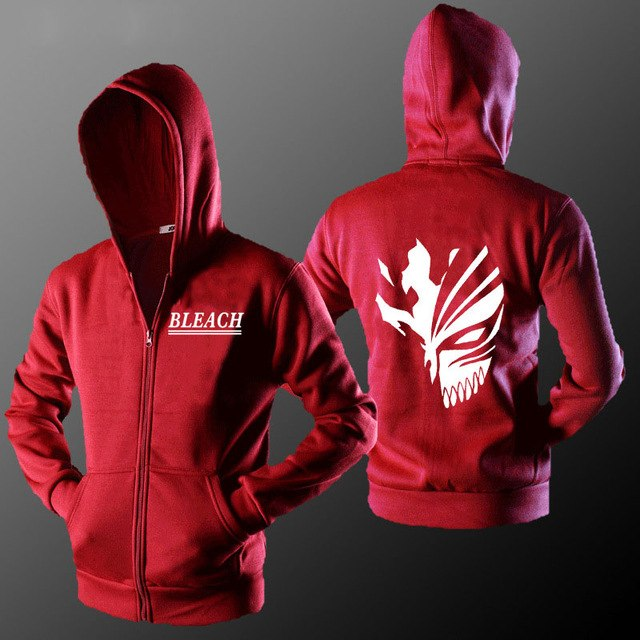 Men's Casual Hoodies Bleach Kurosaki Ichigo - The Night