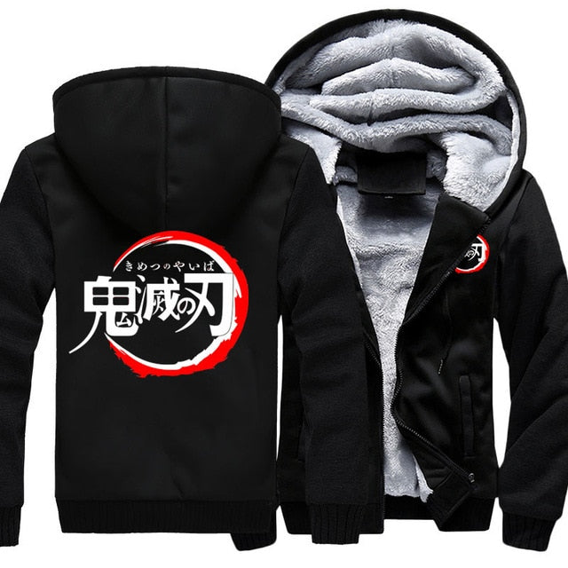 Demon Slayer Kimetsu no Yaiba Hoodie - The Night