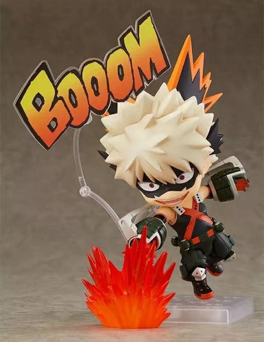 My Hero Academia  Bakugo Nendoroid - The Night