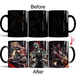 My Hero Academia Mug - Cup Color Change - The Night