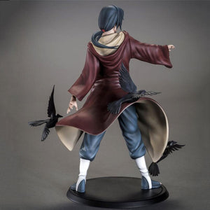Uchiha Itachi Action Figure NARUTO Anime Gift 20 CM - The Night