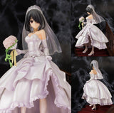 hot 23cm Wedding dress Tokisaki Kurumi DATE A LIVE - The Night