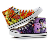 Naruto shoes - The Night