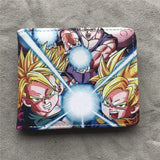 +32 anime & Heroes wallet - The Night
