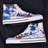 Naruto Akatsuki shoes Unisex - The Night