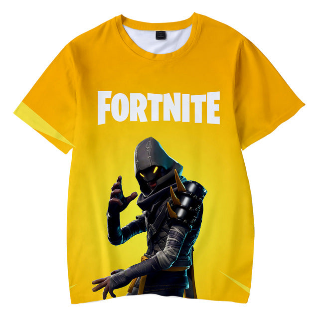 FØRTNITE 3D tshirt - The Night