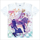 No Game No Life T-shirts - The Night