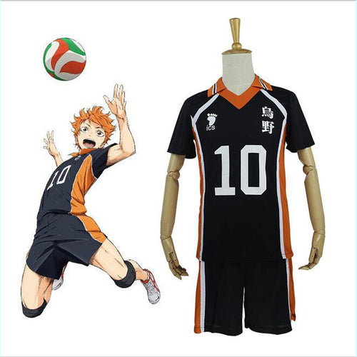 Cosplay Costume Sportswear Haikyuu!! - The Night