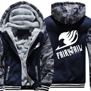 Fairy Tail Hoodie - The Night