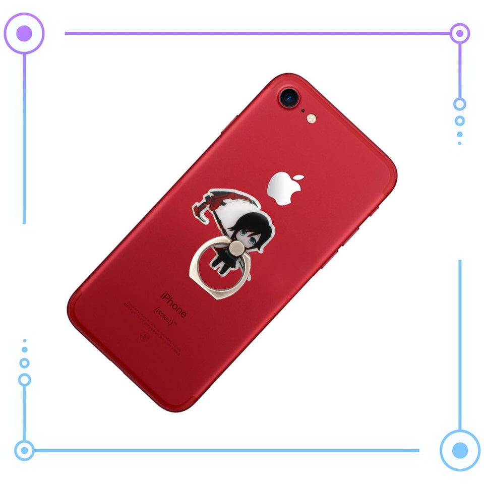 RWBY Ruby Rose 360 t Holder Mobile Phone - The Night