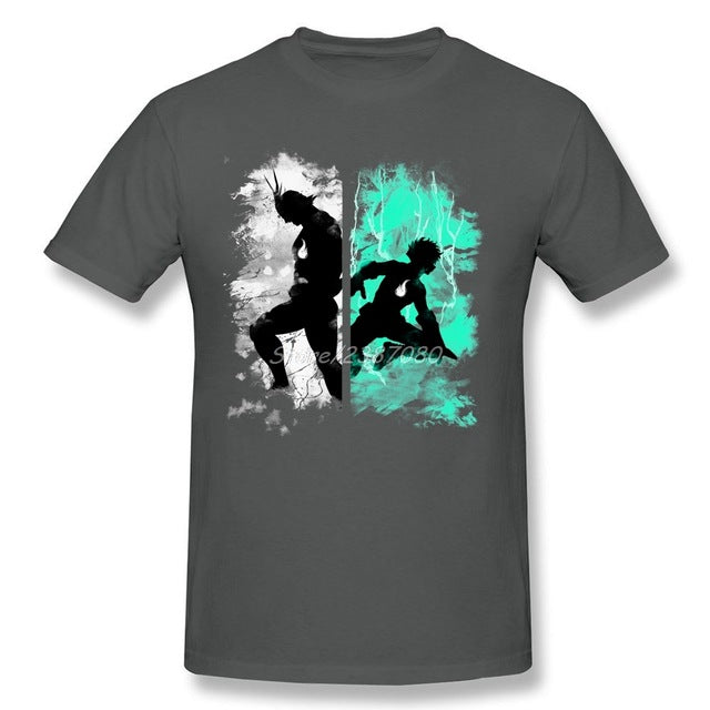One For All My Hero Academia T Shirts - The Night