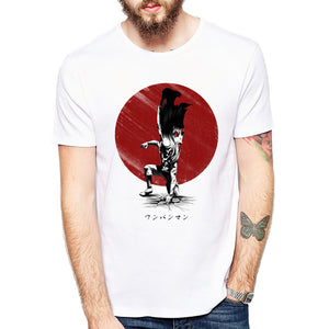 One Punch Man T-Shirts Fashion - The Night