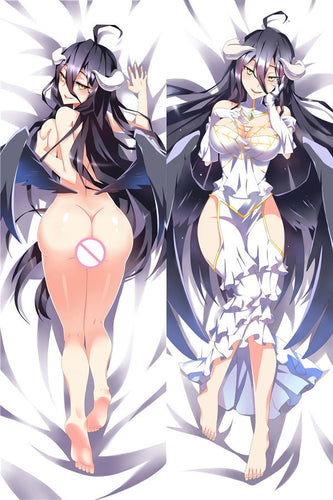 Overlord Albedo Tekens sexy Body Pillow - The Night