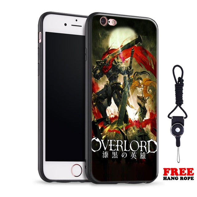 Overlord Phone Case Cover Apple iPhones - The Night