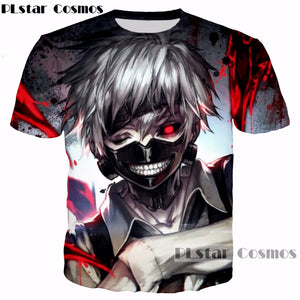 Tokyo Ghoul Fashion 3D T-shirts - The Night