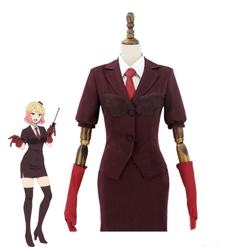 Angels of Death Cosplay Costume - The Night