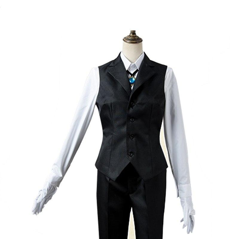 Anime The Ancient Magus Bride Cosplay Costumes - The Night