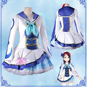Aqours Love Live Sunshine Cosplay - The Night