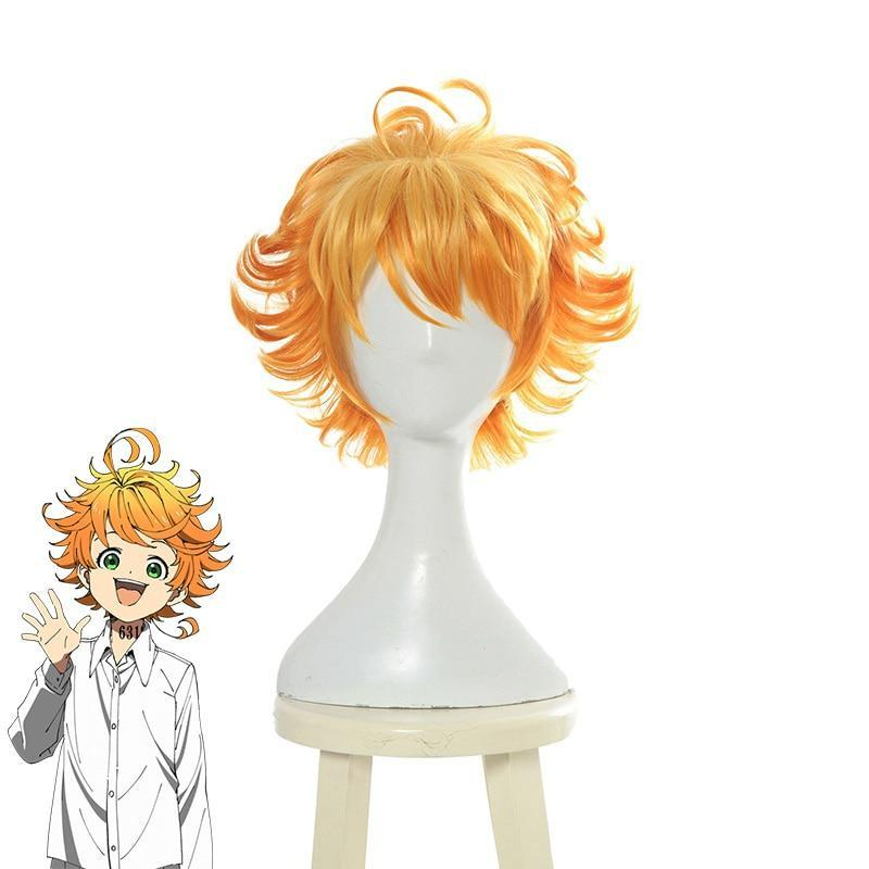 Emma Cosplay Headwear The Promised Neverland - The Night