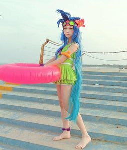 League of Legends Zoe Cosplay Costume - The Night