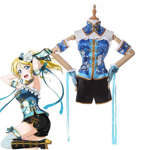 Love Live Cosplay Costume Ayase Eli - The Night