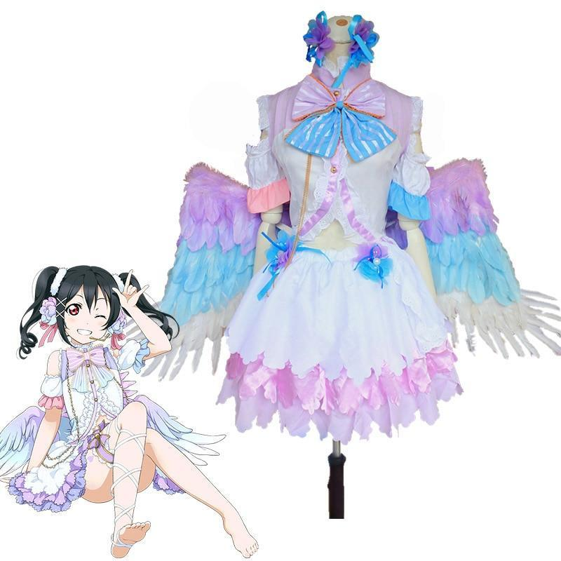 Lovelive All Characters Cosplay Costume White Day - The Night
