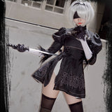 Nier Automata Game Cosplay - The Night