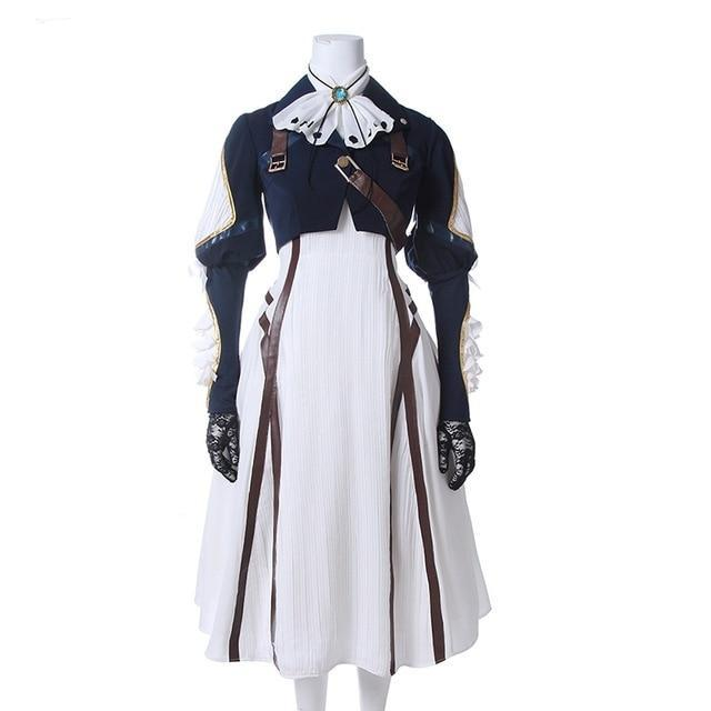 Violet Evergarden Cosplay Costume - The Night